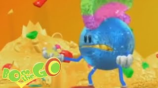 🌙 ⭐ Bo On The GO! - Bo and the Glimmer Critter | Cartoons for Kids🌙  ⭐
