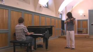 Final Fantasy VII - One Winged Angel (Sephiroth) - Piano Violin