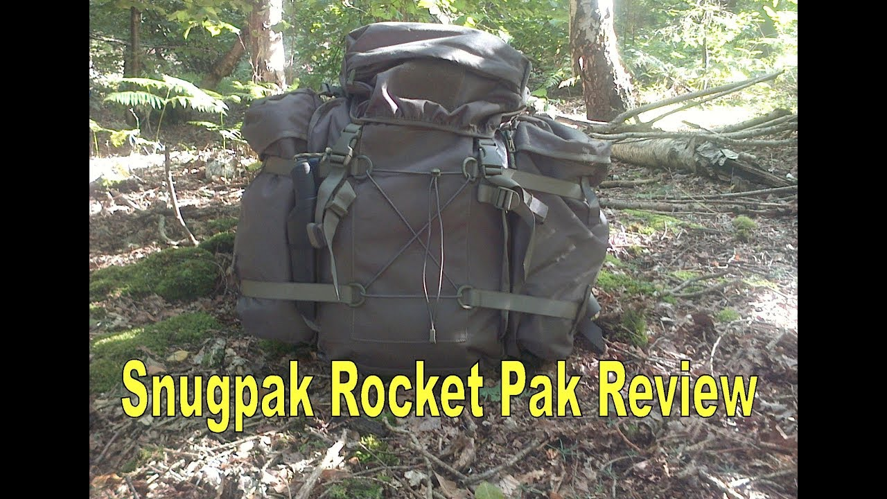 Snugpak Rocket Pak 70 Litre Rucksack Review