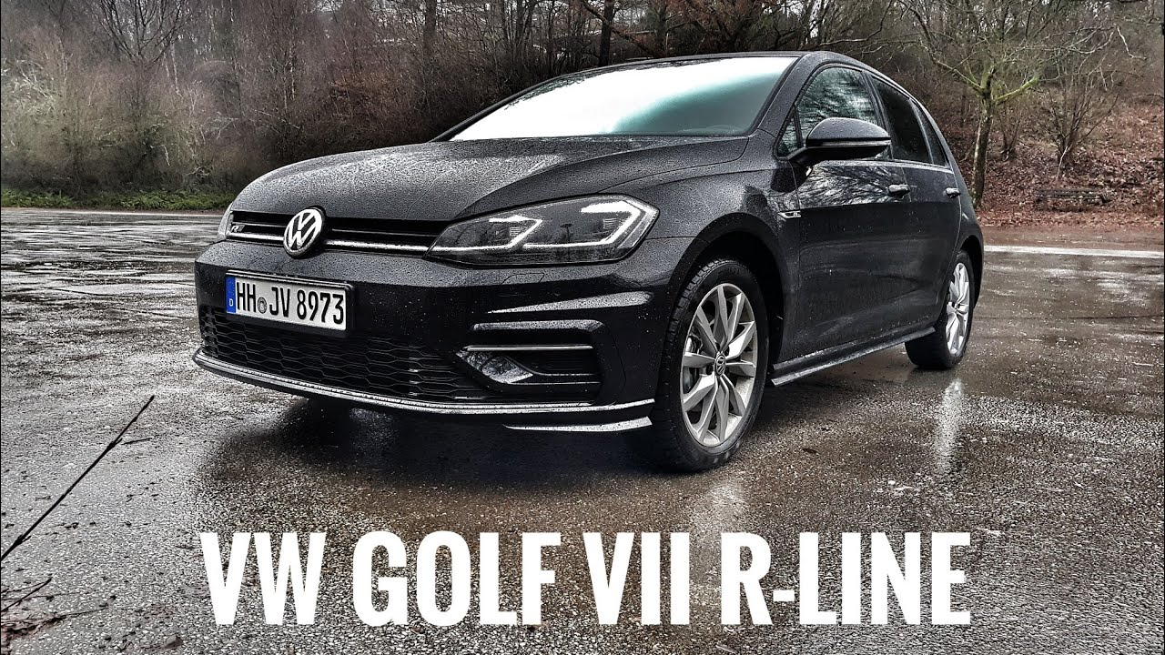Golf gti r line
