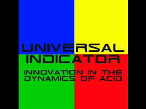 Universal Indicator - Innovation In The Dynamics Of Acid