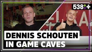 Dennis Schouten laat privé kroeg in huis zien! | GAME CAVES #4
