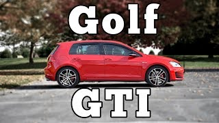 2017 Volkswagen Golf GTI Regular Car Reviews