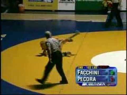 2008 Nassau County Wrestling Championships - 103 lbs. Finals