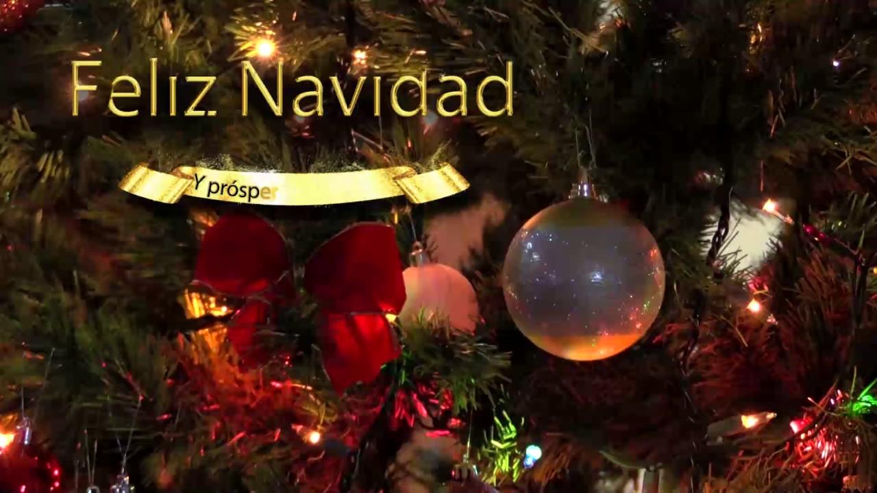 Inicio Feliz Navidad.Canal 10 Te Desea Una Muy Feliz Navidad Y Un Prospero Inicio De Ano