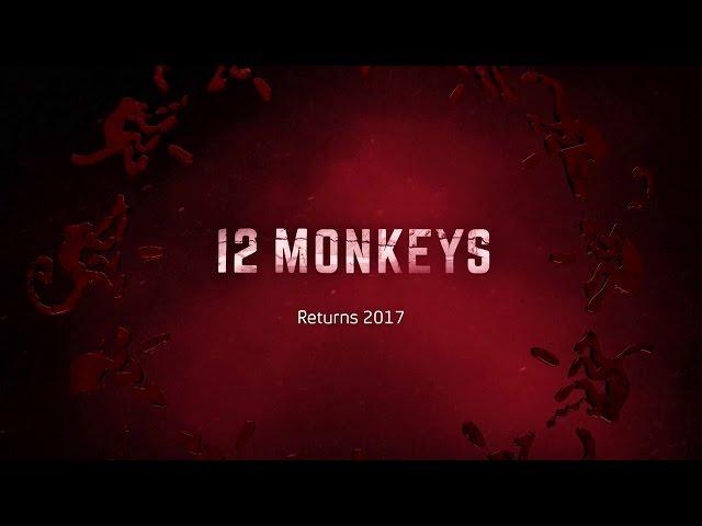 12 Monkeys Season 3 Teaser Promo (HD)