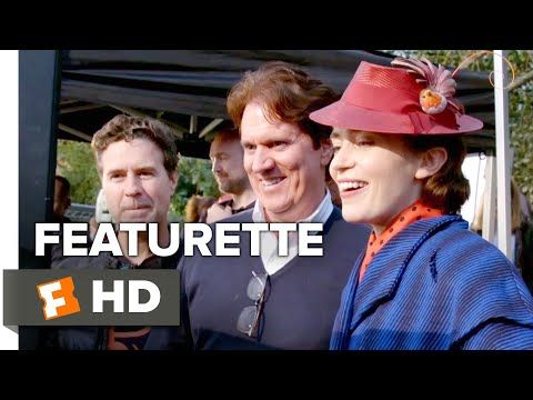 Mary Poppins Returns Featurette - Back to Cherry Tree Lane (2018) | Movieclips Coming Soon