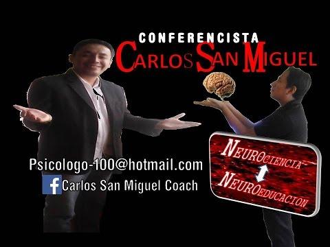 ¿Quien es Carlos San Miguel?
