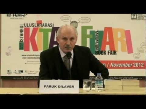 Yunus Emre 2012 İstanbul Tüyap Konferansı