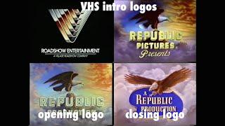 Roadshow Entertainment/Republic Pictures (x3)