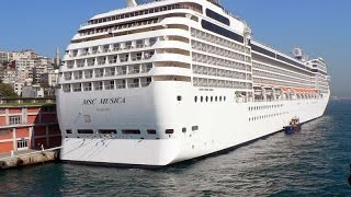 Cruise in the Caribbean in March 2015 with the MSC Musica Croisière...