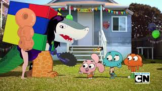The Amazing world of gumball-The friend