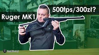 RUGER MK1 (GGH0202) KJW - TANIEMILITARIA.PL