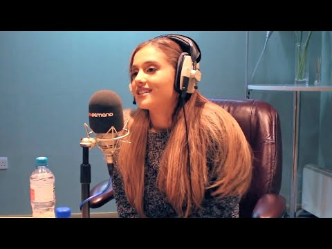 Ariana Grande reacts to the Jessie J Not My Ex