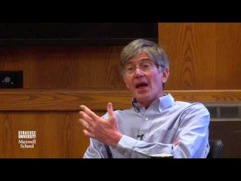 "James Steinberg, ""U.S.-China Relations in the 21st Century"""
