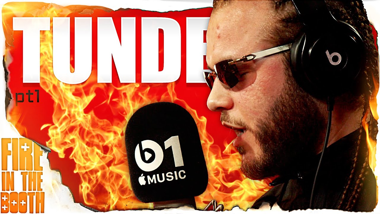 Download Tunde - Fire In The Booth pt1