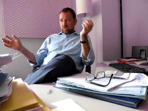 Interview with Carsten Rasmussen, European Commission. 2010