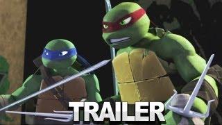 Teenage Mutant Ninja Turtles 2012 de la Serie de TV - Trailer