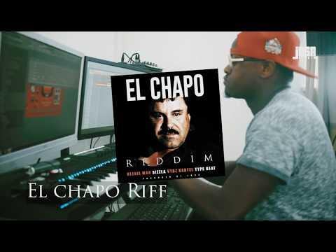 Jusa Riddim Beat Making session El Chapo Riddim