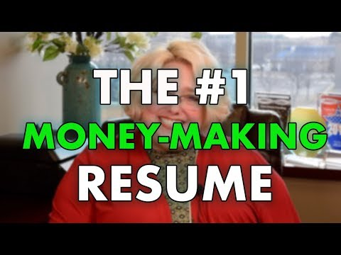 make-more-money-with-this-#1-change-to-your-resume-(2019)