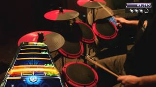 Coffin Nails - Atreyu - Rock Band Pro Drums 99%