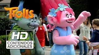 TROLLS – Poppy y Ramón en Perú