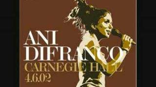 Watch Ani Difranco Gratitude video