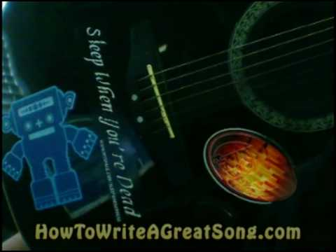 How To Write A Great Song: What Is A Great Song?