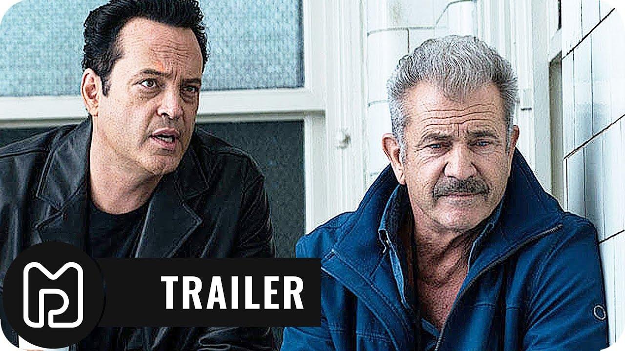 DRAGGED ACROSS CONCRETE Trailer Deutsch German (2019) Exklusiv