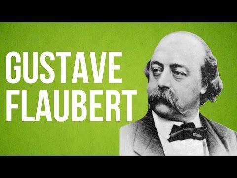 LITERATURE - Gustave Flaubert