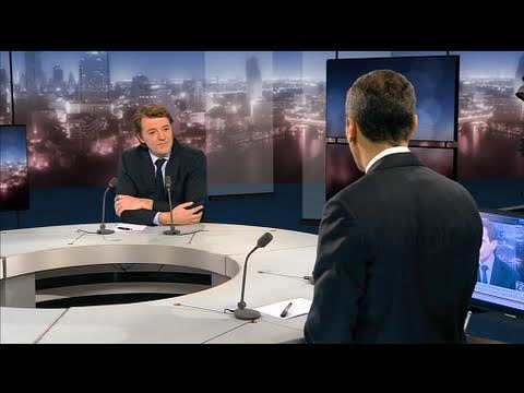 BFMTV 2012 : le reportage, François Baroin
