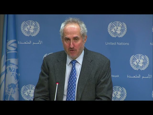 The situation in Syria & other topics - Daily Briefing (27 November 2017)