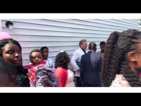 AFRICAN WEDDING - CONGO WEDDING - BRO. GABY MWUAMBI ET LA SOEUR FIFI JB's Project LEXINGTON KY