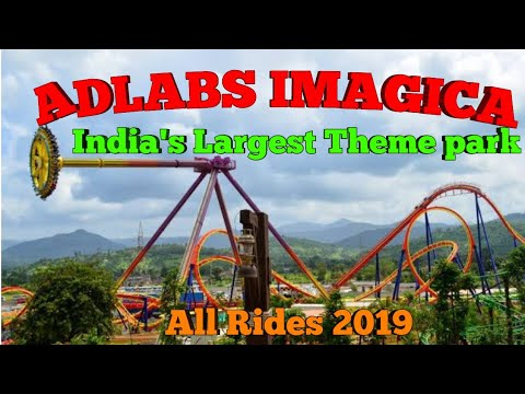 Adlabs Imagica Theme Park Full Review |All Rides |Techno waseem