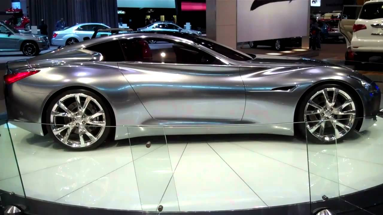 Chicago Auto Show The Supercars Youtube