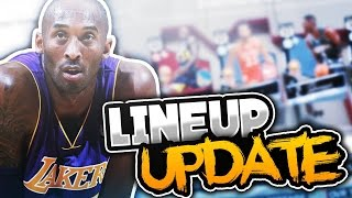 SCORING OVER 200 POINTS IN THE ALL STAR GAME!! NBA 2k17 MyCAREER Ep. 68 Entire team 55 Overall Myplayer challenge @ the park goes wrong once our