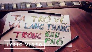 Cá Hồi Hoang - Một Phút Quay Lại (Lyric Video)