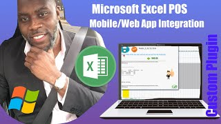 Go mobile ! the excel point of sale software platform can now also integrate with a / web app to allow you take and process orders from or your...