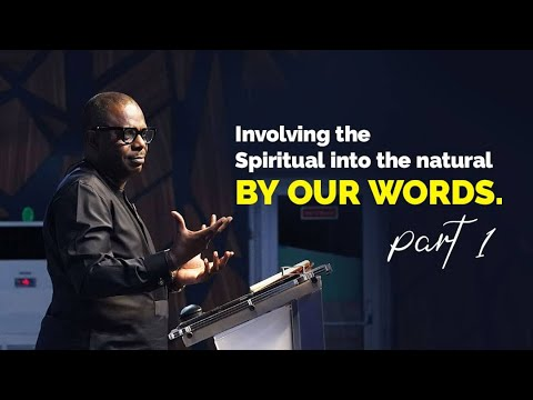 Download Involving the Spiritual into the Natural by our words.