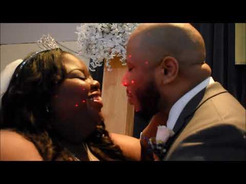Symone & Jewel Wedding Day