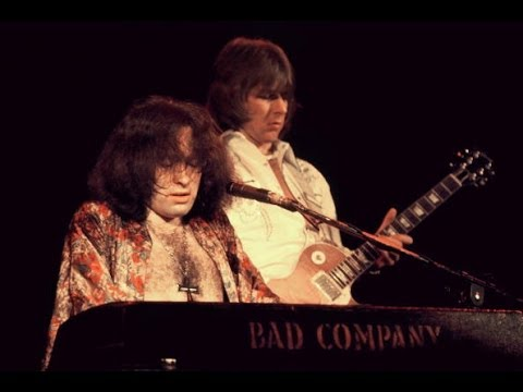 Bad Company - Silver Blue And Gold / Run With The Pack (live version)