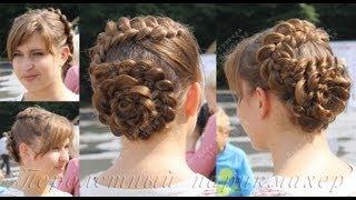 видео Способы плетения эффектных кос