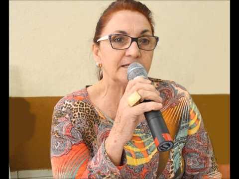 JARDIM ALEGRE   Prefeita Neuza Pessuti, fala dos 52 anos, de Jardim Alegre 2016