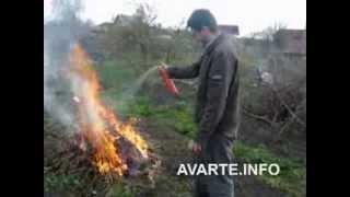 2013 05 13 тест огнетушителя
