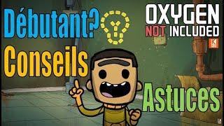 (Guide débutants) Guide : les bases d'Oxygen Not Included