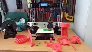 3d printer prusa i3 a8