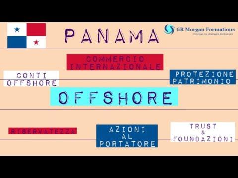 Panama - Societa' offshore