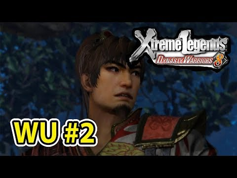 Jurus Tebasan Tukang Sunat - Dynasty Warriors 8 Wu (2)