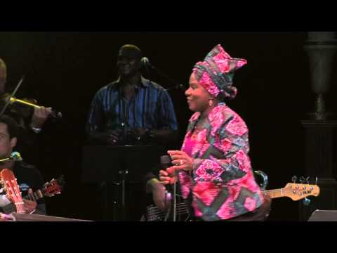 Angélique Kidjo - Tribute to Cesaria Evora