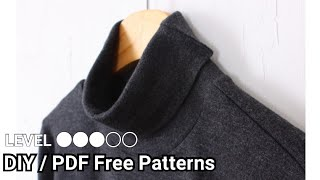 미돌남-(무료패턴 Free Patterns)롱 폴라티 …